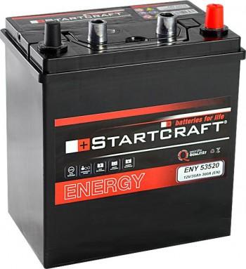 kaufen autobatterie 53520 12v 35ah starterbatterie. Black Bedroom Furniture Sets. Home Design Ideas