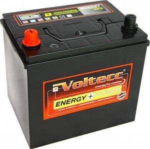 Voltecc Energy Asia 56069 12V 60Ah 460A Pluspol links