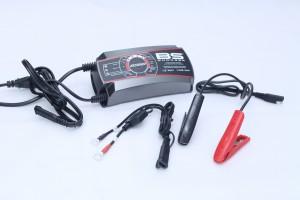 BS Ladegerät BS60 12V 1 - 4 - 6 Ampere einstellbar