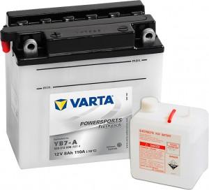 Varta Powersports FP 508013008 YB7-A 12V 8Ah 110 A