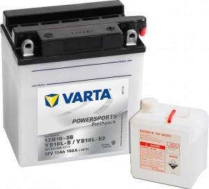 Varta Powersports FP 511013009 YB10L-B 12V 11Ah 150 A