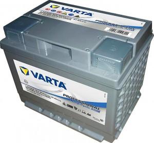Varta LAD50A Professional DeepCycle AGM 12V 50Ah 400A 830050044