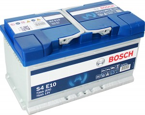 Bosch S4E10 EFB Start Stop 12V 75Ah 730A 0092S4E100