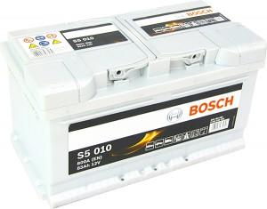 Bosch S5010 12V 85Ah 800A 0092S50100