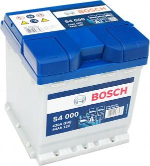 Bosch Silver S4000 12V 44Ah 420A 0092S40000