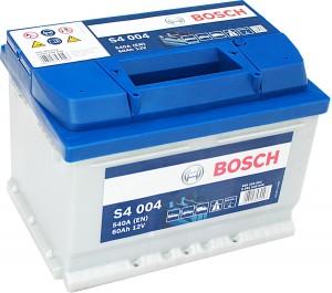 Bosch Silver S4004 12V 60Ah 540A 0092S40040