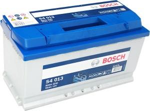 Bosch Silver S4013 12V 95Ah 800A 0092S40130
