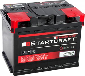 Startcraft Energy 55559 12V / 55Ah