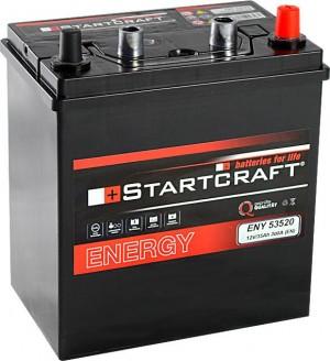 Startcraft Energy Asia 53520 12V 35Ah Dickpol