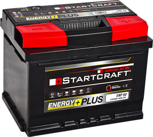 Startcraft Energy Plus ENP60 12V 60Ah 540A