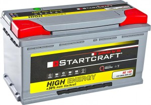 Startcraft High Energy HE100 12V 100Ah 850A