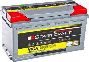 Startcraft High Energy HE100 12V 100Ah 850A