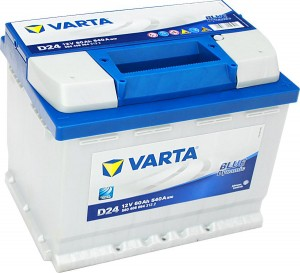 Varta D24 Blue Dynamic 12V 60Ah 540A 560408054