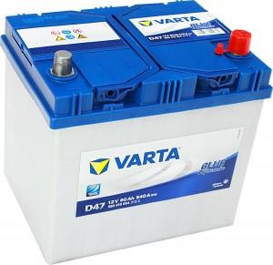 Varta D47 Blue Dynamic 12V 60Ah 540A 560410054