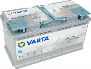 Varta G14 AGM VLRA Silver Dynamic 12V 95Ah 850A 595901085