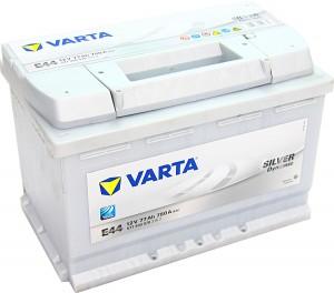 Varta E44 Silver Dynamic 12V 77Ah 780A 577400078