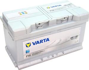 Varta F18 Silver Dynamic 12V 85Ah 800A 585200080