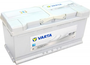 Varta I1 Silver Dynamic 12V 110Ah 920A 610402092