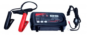 BS Ladegerät BS 80 12V 2 - 4 - 8 Ampere einstellbar
