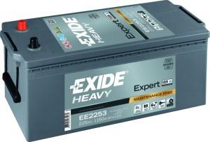 EXIDE EE2253 Heavy Expert HVR 12V 225Ah 1150A