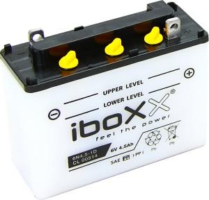 iboxx classic CL 00514 6N4.5-1D 6V 4.5 AH