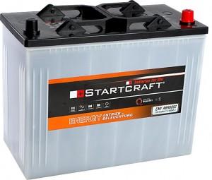 Startcraft Antrieb und Beleuchtung 12V 100Ah (c5) 12V 125Ah (c20)
