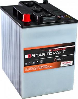 Startcraft Antrieb und Beleuchtung 6V 185Ah (c5) 240Ah (c20)