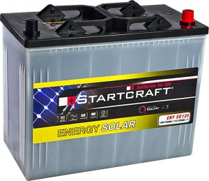 Startcraft Energy Solar ENY SO135 12V 135Ah (C100)