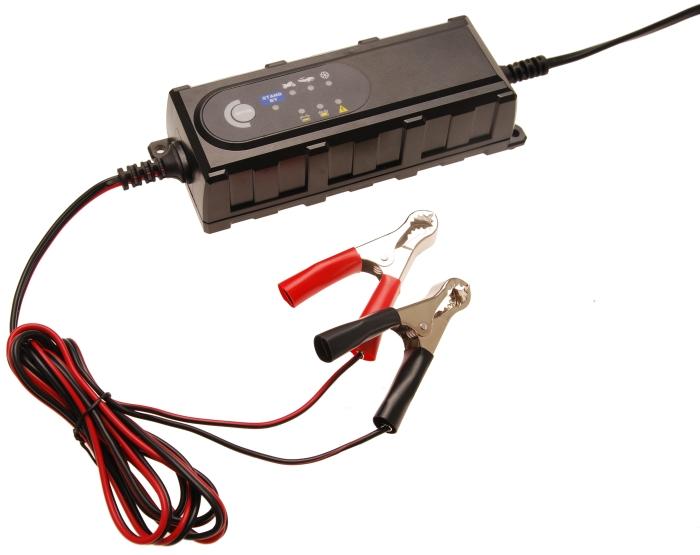 Batterie-Ladegerät 6V und 12V