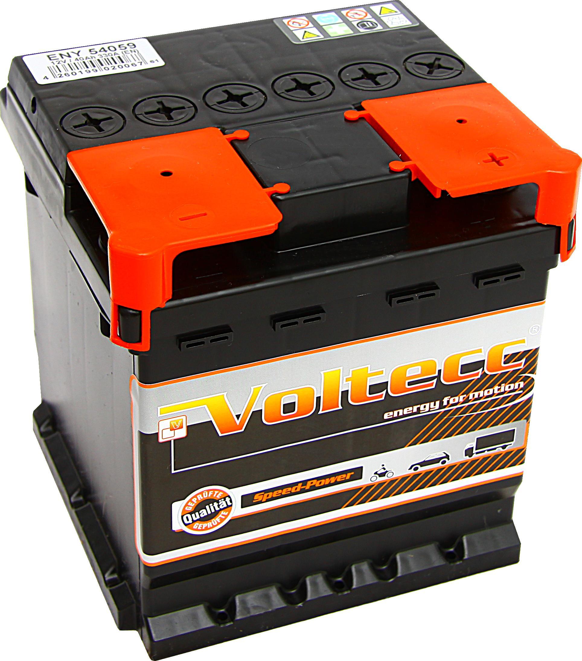 Voltecc Energy 54059 12V 40Ah (LxBxH 175x175x190)