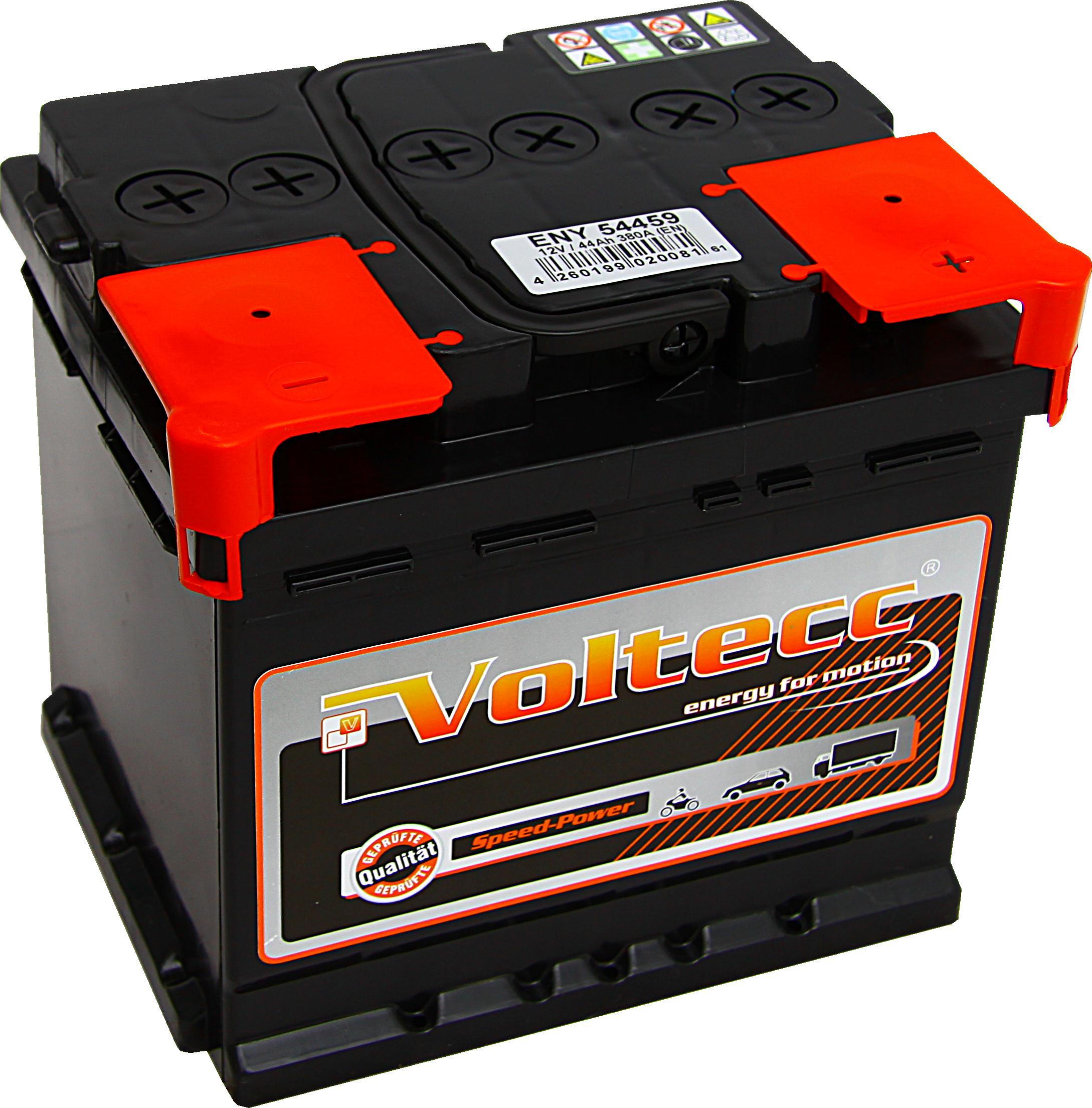 Voltecc Energy 54459 12V 44Ah 380A