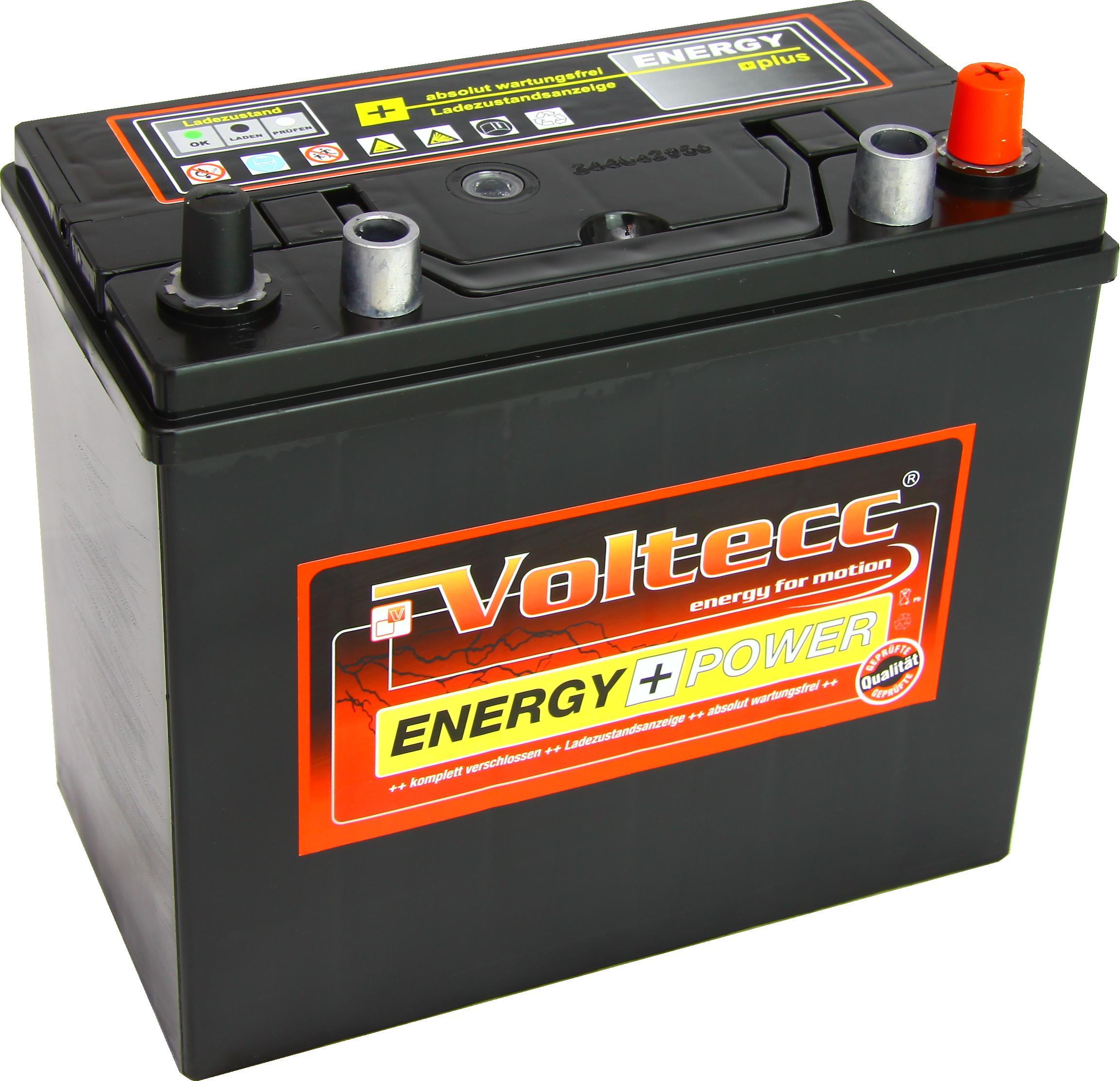 Voltecc Energy Asia 54523 12V 45Ah 360A