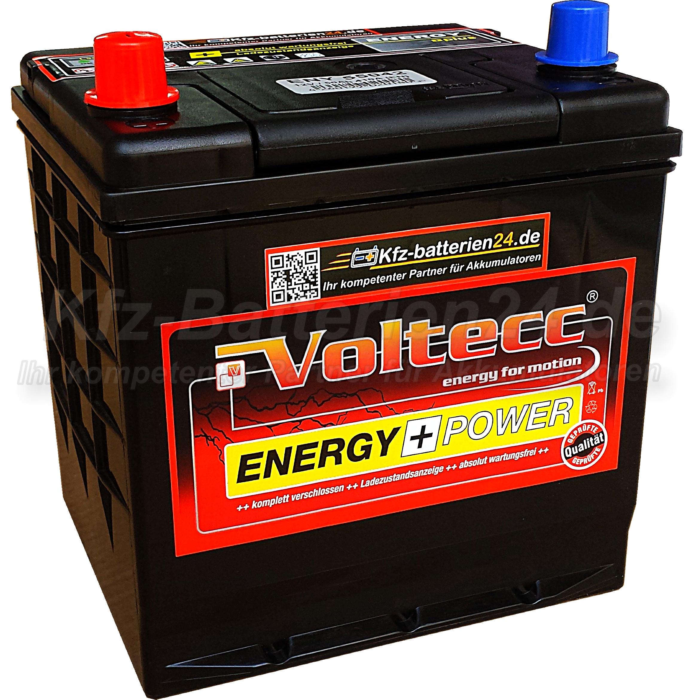 Voltecc Energy Asia 55042 12V 50Ah 410A