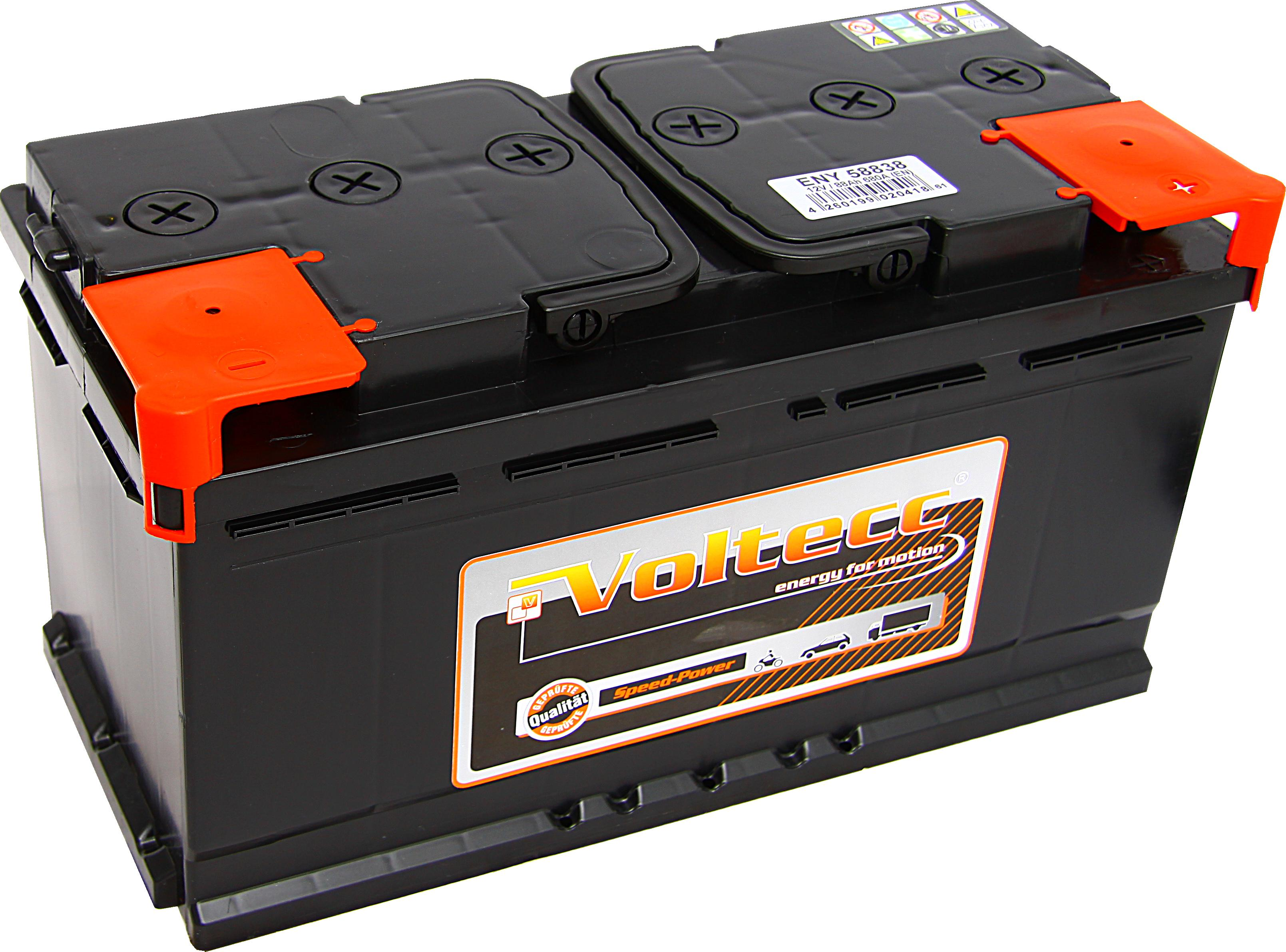 Voltecc Energy 58838 12V 88Ah 680A