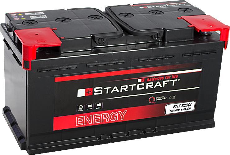 Startcraft Energy 60044 12V 100Ah 810A
