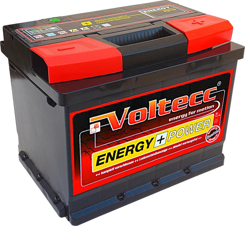 Voltecc Energy Plus ENP60 12V 60Ah 540A