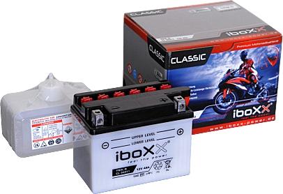 iboxx classic CL 50411 YB4L-B 12V 4Ah