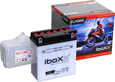 iboxx classic CL 50512 YB5L-B 12V 5Ah