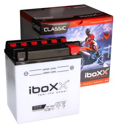 iboxx classic CL 51113 CB10L-B2 12V 10Ah