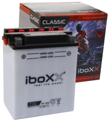 iboxx classic CL 51412 YB14-A2 12V 14Ah