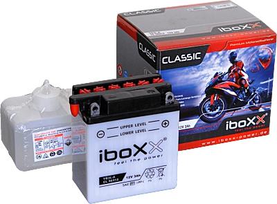 iboxx classic CL 50312 YB3L-A 12V 3Ah