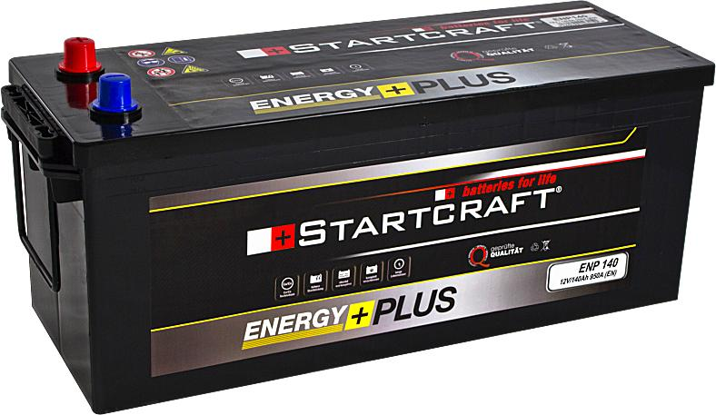Startcraft Energy Plus ENP140 12V 140Ah 950A