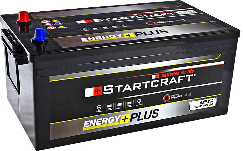 Startcraft Energy Plus ENP230 12V 230Ah 1250A